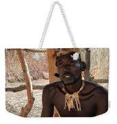 Namibia Tribe 2 - Chief Weekender Tote Bag