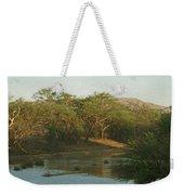 Namibian Waterway Weekender Tote Bag