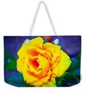 Nana's Yellow Rose Weekender Tote Bag