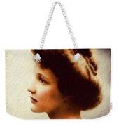 Nancy Witcher Langhorne Astor Weekender Tote Bag