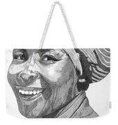 Nanna Smiles Weekender Tote Bag