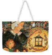Nano Nagle, Foundress Of The Sisters Of The Presentation Weekender Tote Bag