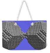 Nanoscale Ductility, 1 Of 2 Weekender Tote Bag