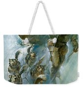 Nansen Conqueror Of The Arctic Ice Weekender Tote Bag