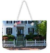 Nantucket Architecture Series 06 Weekender Tote Bag