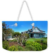 Nantucket Architecture Series 08 Y1 Weekender Tote Bag
