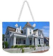 Nantucket Architecture Series 5 - Y1 Weekender Tote Bag