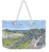 Nantucket June Dunes I Weekender Tote Bag