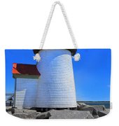 Nantucket Lighthouse Y1 Weekender Tote Bag