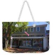 Nantucket Murrays Toggery Shop - Y1 Weekender Tote Bag