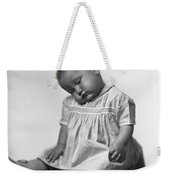Nap Time Is Now Weekender Tote Bag