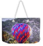 Napa Valley Morning Balloon Weekender Tote Bag