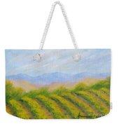 Valley Vineyard Weekender Tote Bag