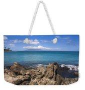 Napili Bay With Lanai Weekender Tote Bag