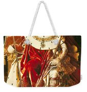 Napoleon I On The Imperial Throne Weekender Tote Bag