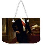 Napoleon IIi 1808 73 Weekender Tote Bag