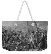 Napoleon Returns From Elba Weekender Tote Bag