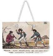 Napoleon: Russian Campaign Weekender Tote Bag