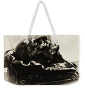Napoleon's Death Mask Weekender Tote Bag