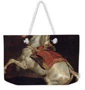Napoleon's Stallion Tamerlan Weekender Tote Bag