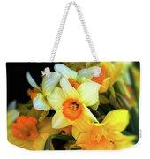 Narcissi Weekender Tote Bag