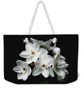 Narcissus The Breath Of Spring Weekender Tote Bag