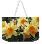 Narcissus Fortissimo Weekender Tote Bag