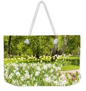 Narcissus In Apple Garden Weekender Tote Bag