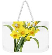 Narcissus (n. Tazetta) Weekender Tote Bag
