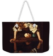 Narcissus Weekender Tote Bag by Pg Reproductions