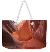 Narrow Canyon Xvii Weekender Tote Bag