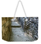 Narrow Mayan Road Weekender Tote Bag