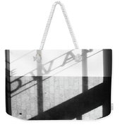 Narrow To Me Weekender Tote Bag