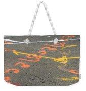 Nasca Lines New York Weekender Tote Bag