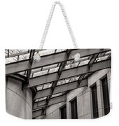 Nashville Hall Of Fame Weekender Tote Bag