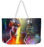 Nashville Nights 01 Weekender Tote Bag