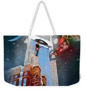 Nashville Nights 02 Weekender Tote Bag