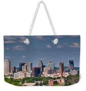 Nashville Skyline 1 Weekender Tote Bag