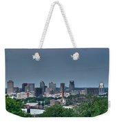Nashville Skyline 2 Weekender Tote Bag