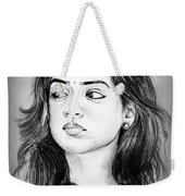 Nasriya Weekender Tote Bag