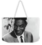 Nat King Cole Weekender Tote Bag