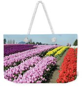 National Flag Weekender Tote Bag