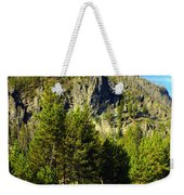 National Park Mountain Weekender Tote Bag
