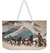 National Park Service - North Country Weekender Tote Bag