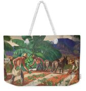 National Park Service - Tropical Country Weekender Tote Bag