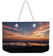 National Sunrise Weekender Tote Bag