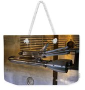 National Transonic Facility Space Shuttle Model Gpn 2000 001914 Weekender Tote Bag