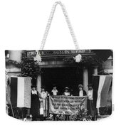 National Womens Party Weekender Tote Bag