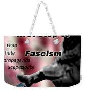 Nationalism Weekender Tote Bag