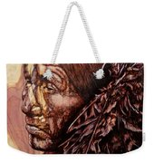 Native Weekender Tote Bag